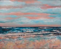 shoreline-reflections
